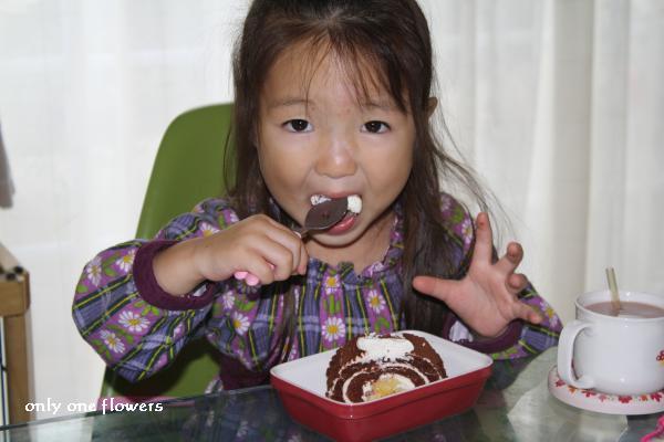 ケーキ大好き かなり甘党なまの