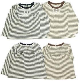 セラフの長袖ボーダーTシャツ☆