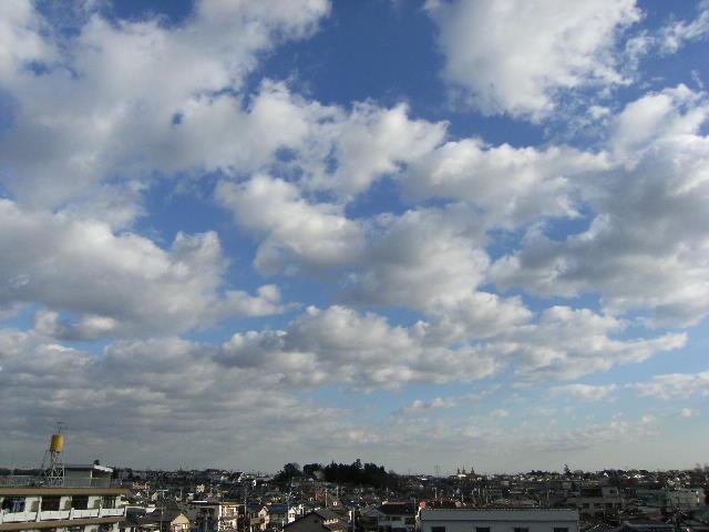 綺麗な雲(*^_^*)(*^_^*)