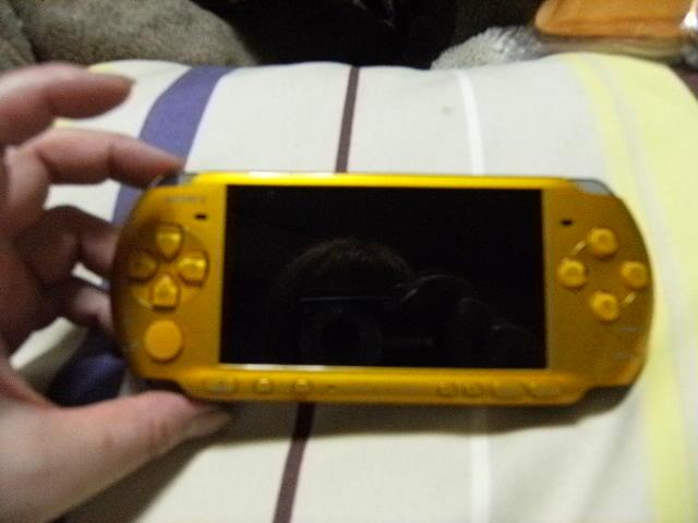PSPの本体(*^_^*)