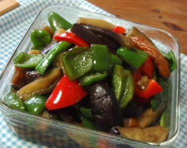 8月7日朝の野菜3