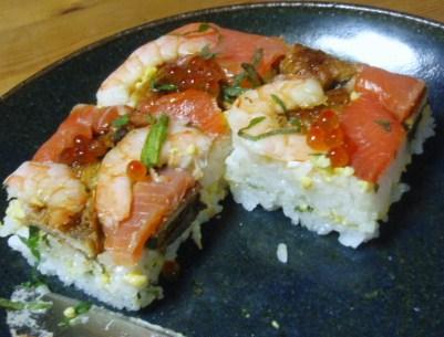 12月28日押し寿司2