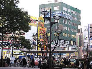 蒲田西口1