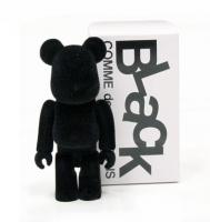 BLACK COMME des GARCONS BE@RBRICK