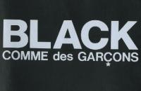 black comme des garcons画像