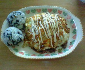 ある日の昼食3