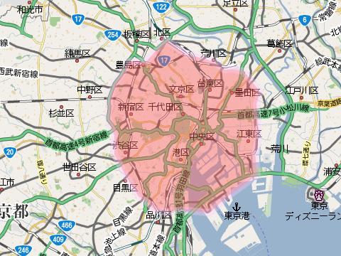 The Tokyo City