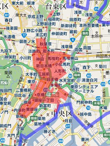 江戸の下町