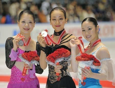 2位鈴木、優勝浅田、3位中野