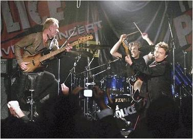 The Police 080201