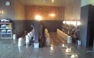 グリーンプラザホテル洗い場2