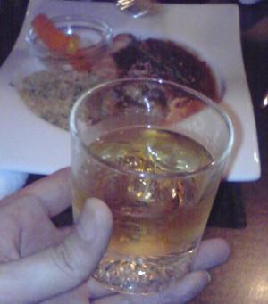 ブタとウイスキー
