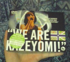 "坂本真綾LIVE TOUR 2009 ""WE ARE KAZEYOMI!"""