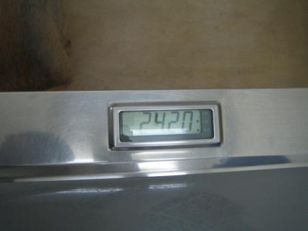 ルイの体重