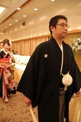 11 バク子結婚式1