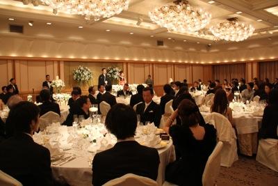 11 バク子結婚式3