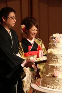 11 バク子結婚式4