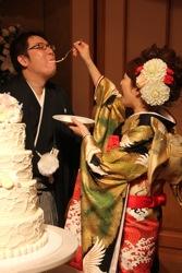 11 バク子結婚式6