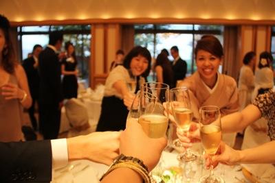 11 バク子結婚式7