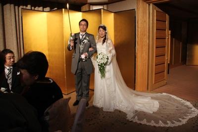 11 バク子結婚式14