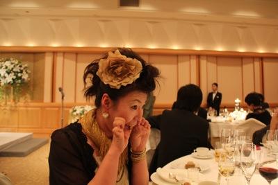 11 バク子結婚式19