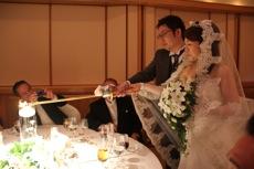 11 バク子結婚式16