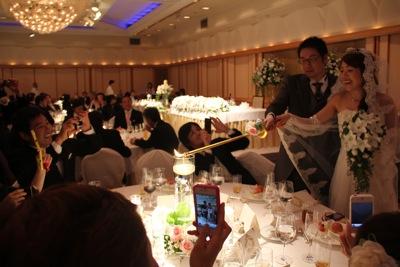 11 バク子結婚式17