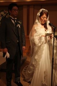 11 バク子結婚式20