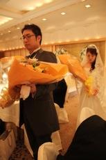 11 バク子結婚式22