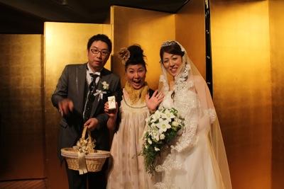 11 バク子結婚式24
