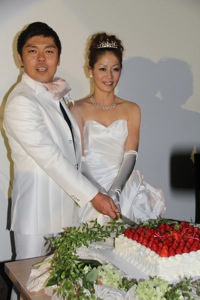 11 とんちん&いくちゃん結婚式20