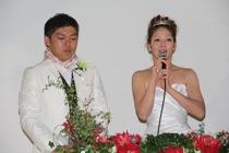 11 とんちん&いくちゃん結婚式31