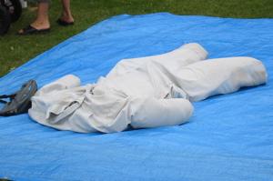 これが相撲スーツだ!
