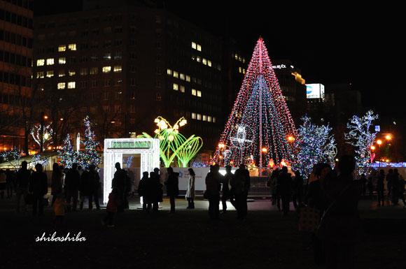 ホワイトイルミネーション2011