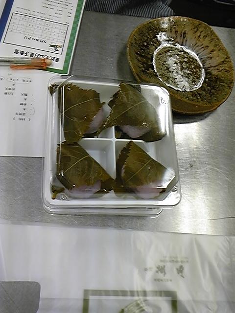 17日 坂出から参加の大山さんの作品
