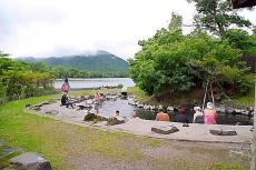 和琴半島奥川の温泉