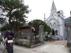カトリック教会(朝)