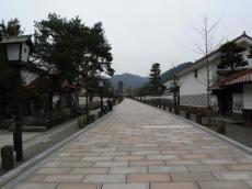 殿町の白壁