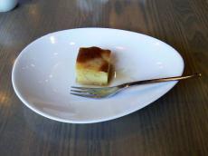タラソのケーキ