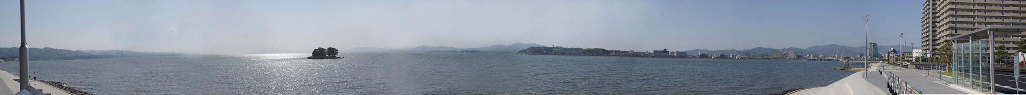 宍道湖とるぱ