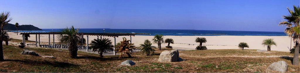 石見海浜公園1