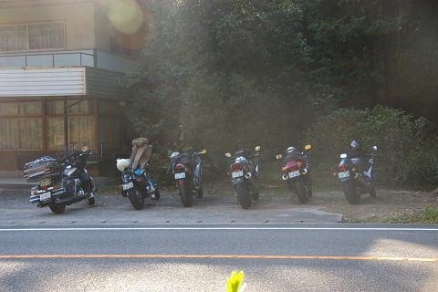 宇甘渓駐車場