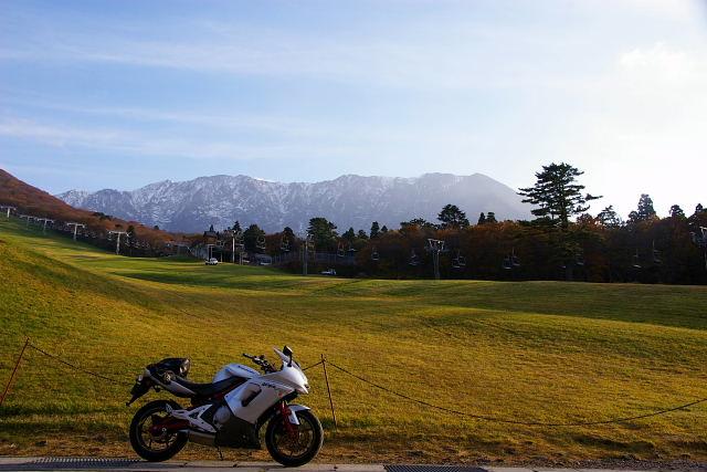 大山国際スキー場2