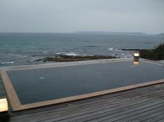 西長戸リゾートホテル露天風呂