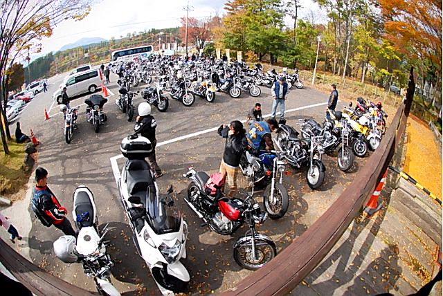ジンギスカン駐車場