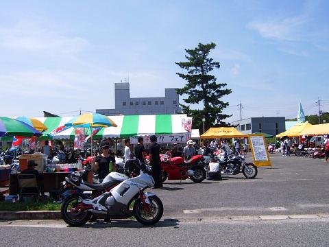 第8回米子バイクフェア