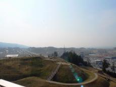 田和山遺跡全体