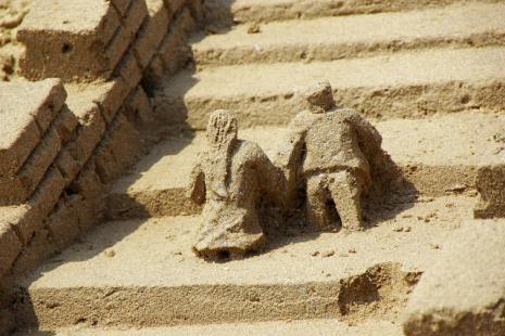 砂の美術館9