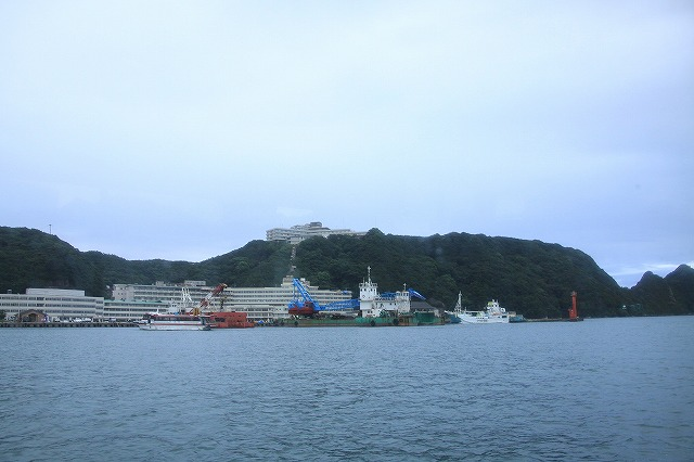 IMG_4770ホテル浦島へ