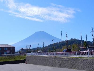 忍野八海&山中湖